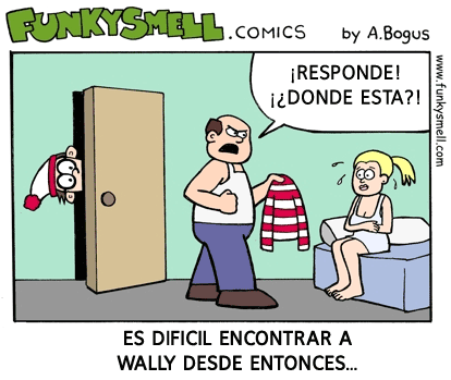 funkysmell comics