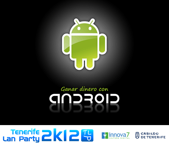 Conferencia TLP2k12: Ganar dinero con Android