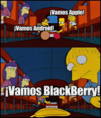 Simpsons: Vamos Apple Android Blackberry