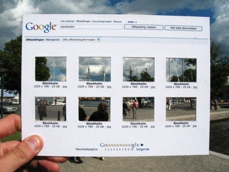google images real