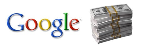 google money adsense dinero