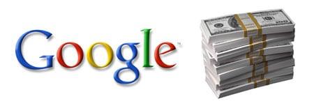 google money adsense dinero