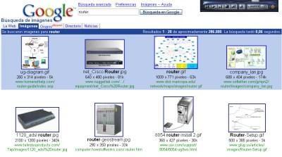 google diseño 2004
