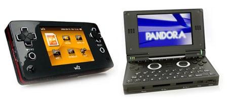 GP2X Wiz Pandora