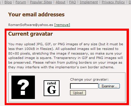 gravatar register 2
