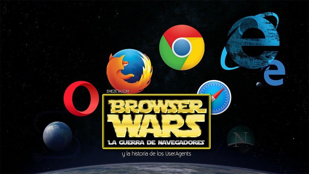 La guerra de navegadores
