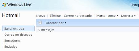 hotmail live crear correo paso 2