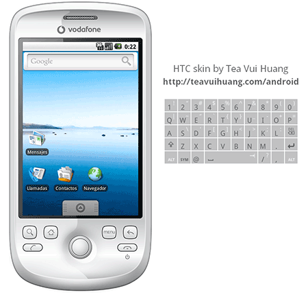 htc magic android vodafone