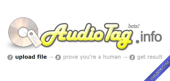 Identificar canciones: Audiotag
