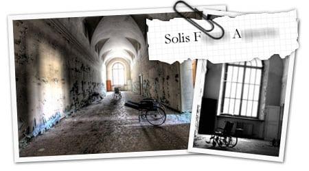 innocent hill sillas de ruedas pasillos manicomio