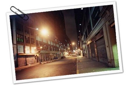 innocent hill street calle