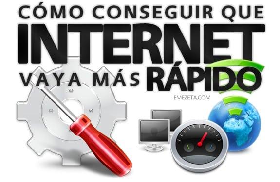 Internet más rápido