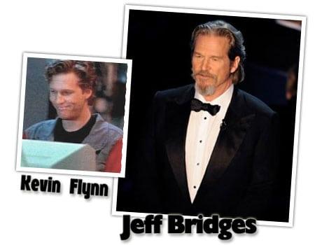 jeff bridges kevin flynn tron