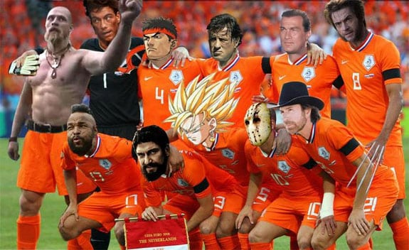 nigel de jong xabi alonso Holanda Team