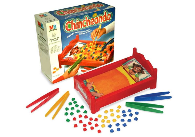 Chincheando: ¿Cuántos desmontaron el juego para ver como era por dentro?