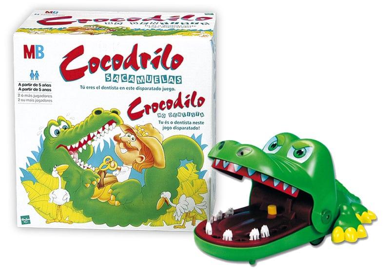 Cocodrilo sacamuelas: Tuvo especial éxito por el carisma del cocodrilo del anuncio