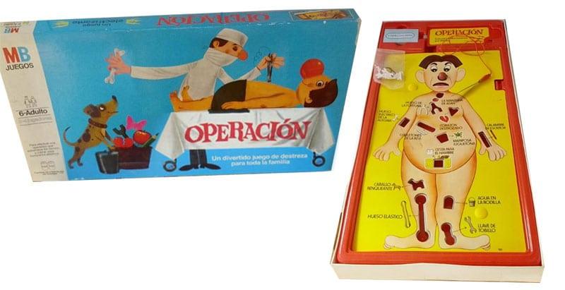 Operación: Era realmente frustrante para personas con poco pulso.