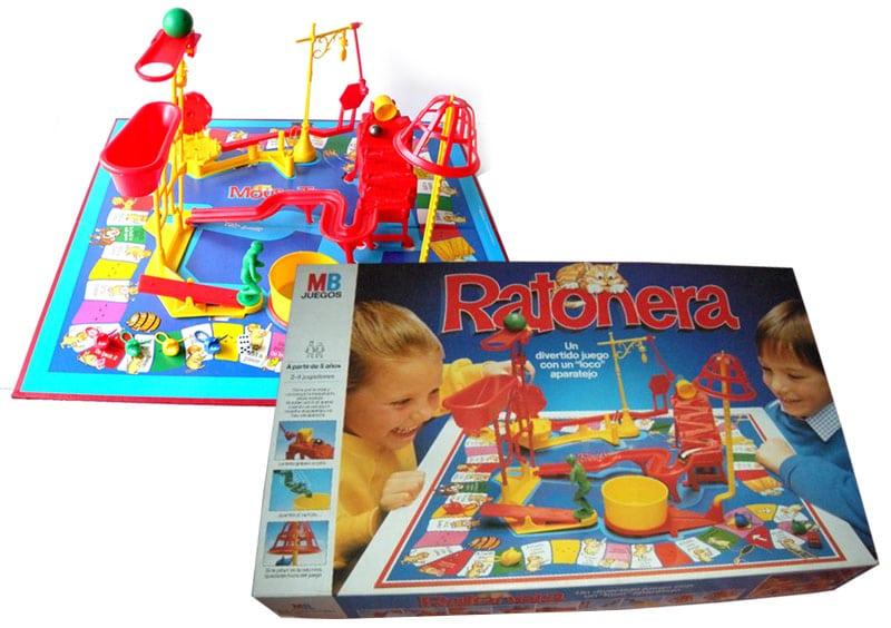 Ratonera: Una ingeniosa y simpática máquina de Rube Goldberg