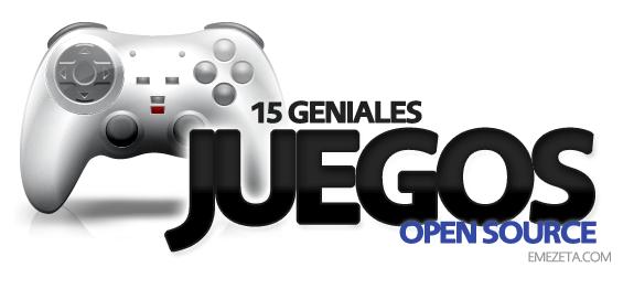 Los mejores juegos Open Source