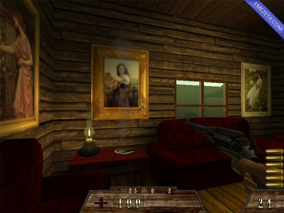 Juegos open source: Smokin guns (Shooter FPS)