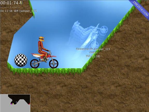 Juegos Open Source: Xmoto