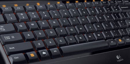 compact keyboard k300 teclado