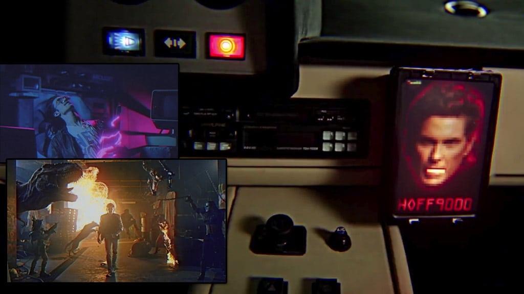 David Hasselhoff en Kung Fury