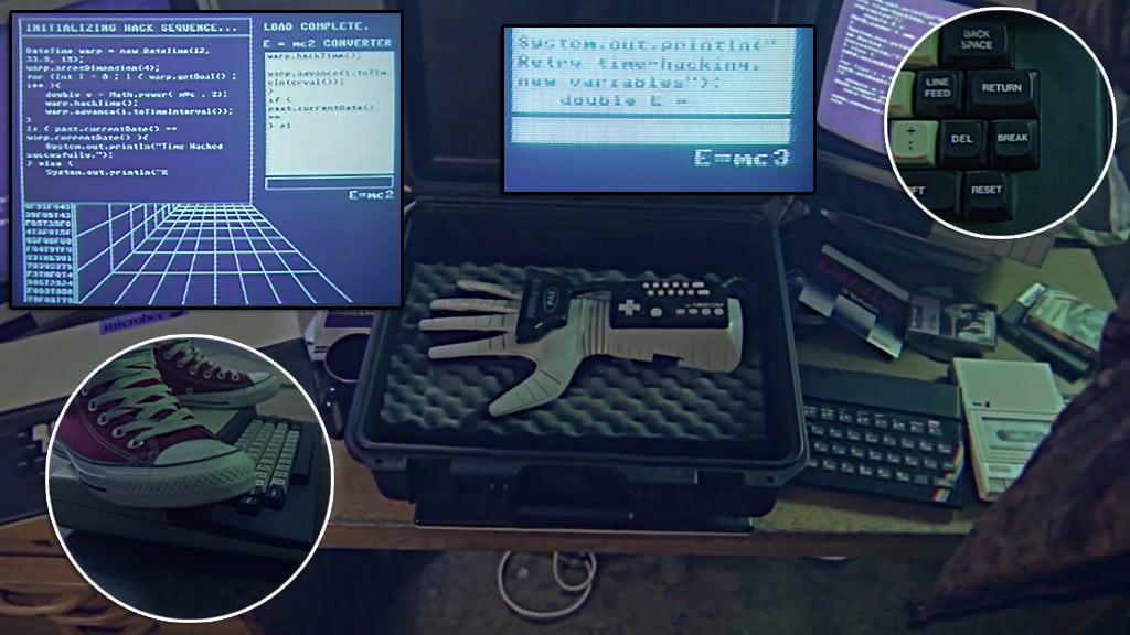 Hackerman: Cómo hackear el tiempo