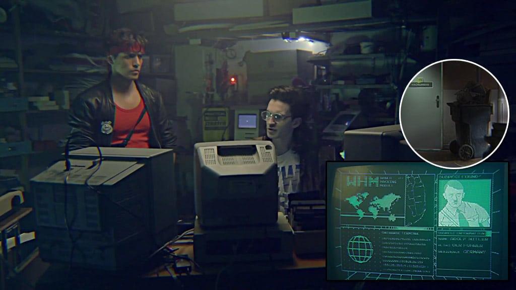 La habitación de Hackerman