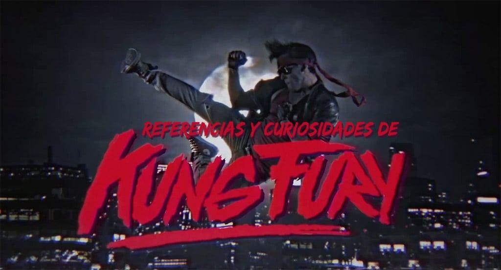 Referencias y curiosidades de Kung Fury