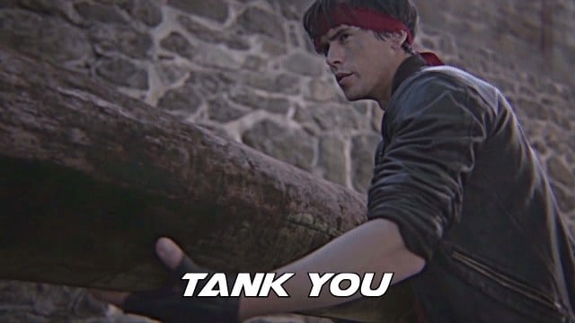 Tank you (Kung Fury)
