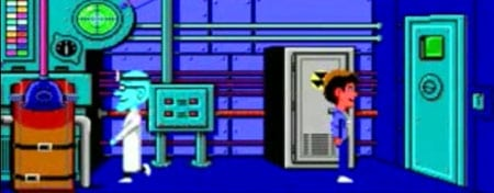 laboratorio dr fred maniac mansion