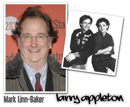 mark linn-baker larry appleton primos lejanos