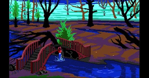 laura bow puente agua ahogada