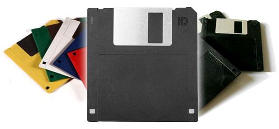 Leyendas urbanas geeks: El agujero de los diskettes