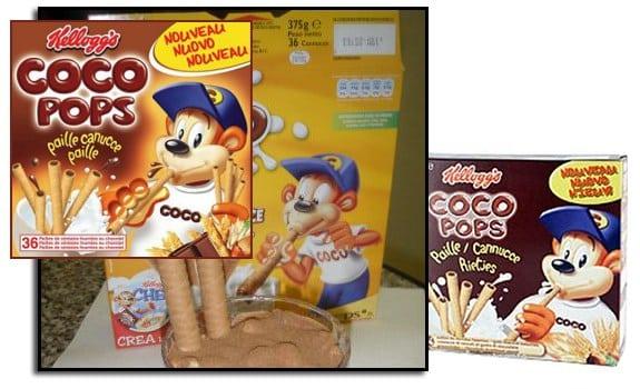 Malinterpretaciones involuntarias: Coco pops