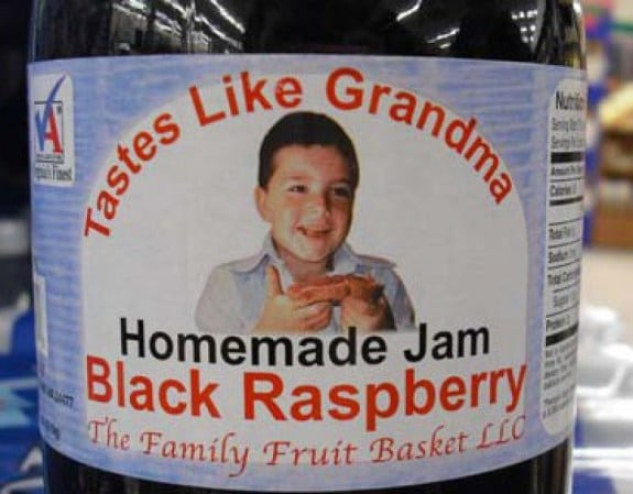 Malinterpretaciones involuntarias: Homemade jam
