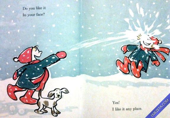 Libros con malinterpretaciones involuntarias: Eastman Snow