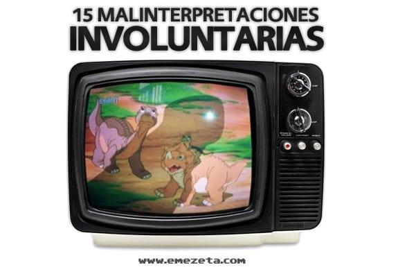 Malinterpretaciones involuntarias (mirada sucia o inocencia visual)