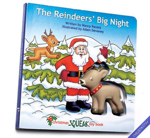 Libros con malinterpretaciones involuntarias: La gran noche de los renos