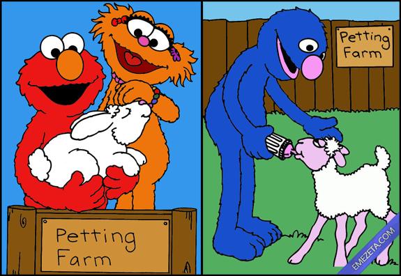 Libros con malinterpretaciones involuntarias: Supercoco y la oveja