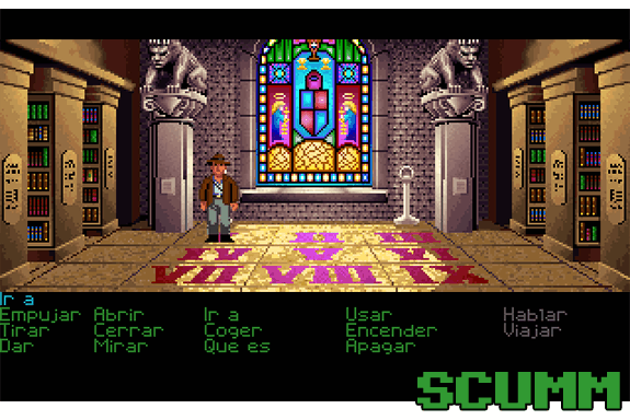 SCUMM: Script Creation Utility for Maniac Mansion