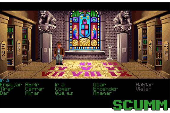 SCUMM: Script Creation Utility for Maniac Mansion