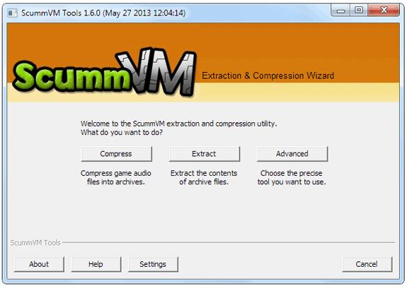 ScummVM Tools