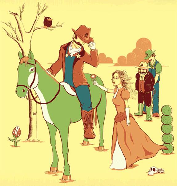 marshal mario sheriff