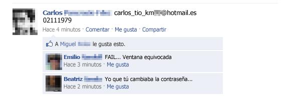 me gusta facebook