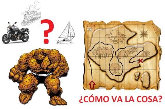 Meme: La Cosa (A ver como va La Cosa)