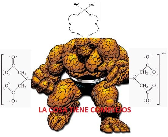 Meme: La Cosa (La Cosa tiene complejos)