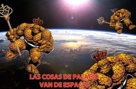 Meme: La Cosa (Las Cosas de palacio van despacio)