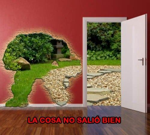 Meme: La Cosa (La Cosa no salió bien)